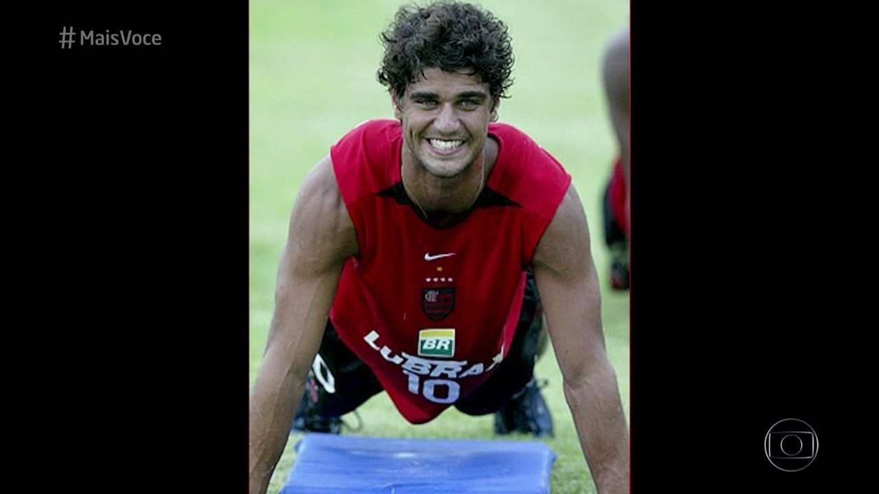 Bruno Cabrerizo relembra carreira no futebol antes de trabalhar como ator
