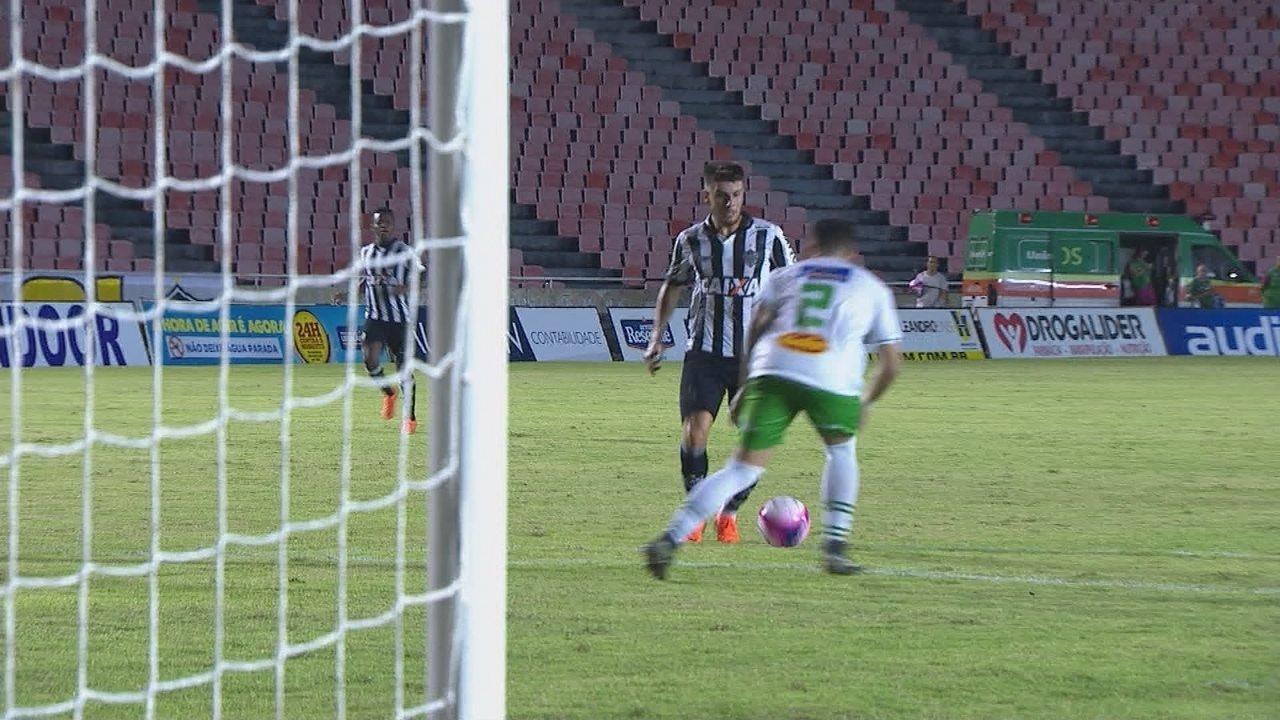 Melhores momentos de Uberlândia 0 x 2 Atlético-MG pelo Campeonato Mineiro