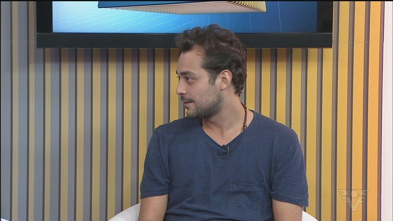 Eduardo Sterblitch estreia espetáculo neste fim de semana na região