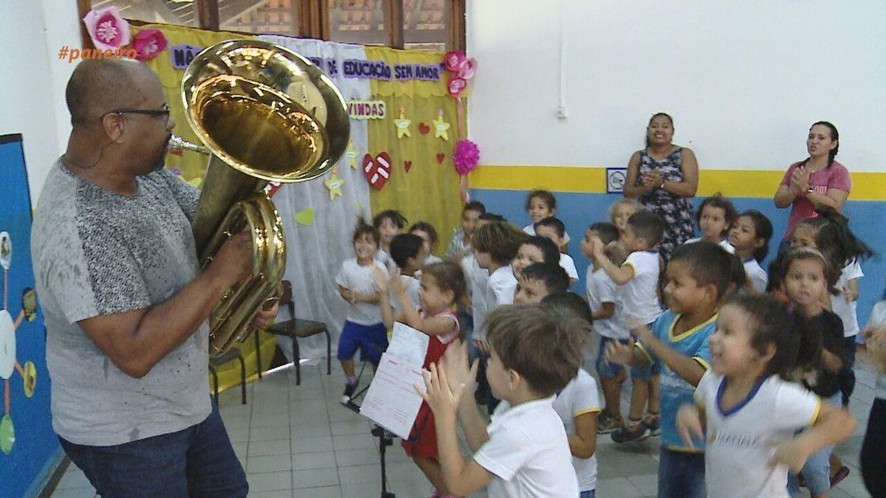 Parte 3: Veja como a música pode influenciar as crianças