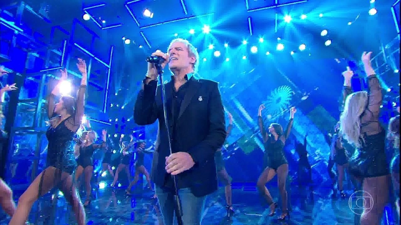 Michael Bolton canta  'Said I Loved You But I Lied'