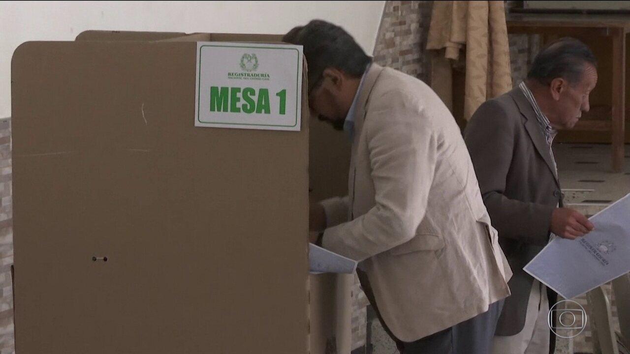 Farc saem derrotadas em primeira eleição na Colômbia