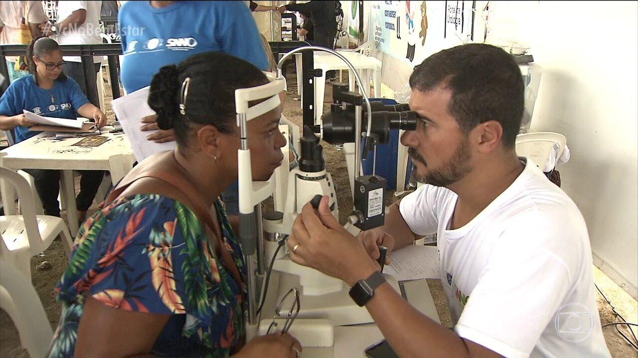 Bem Estar Global em Salvador atende quase 5 mil pessoas