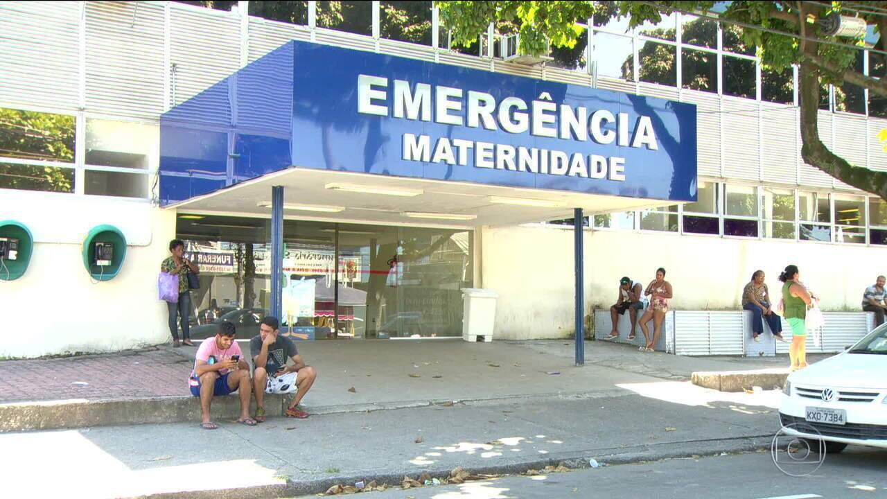 No Rio, grávida é atingida por tiro em casa e morre; bebê está grave