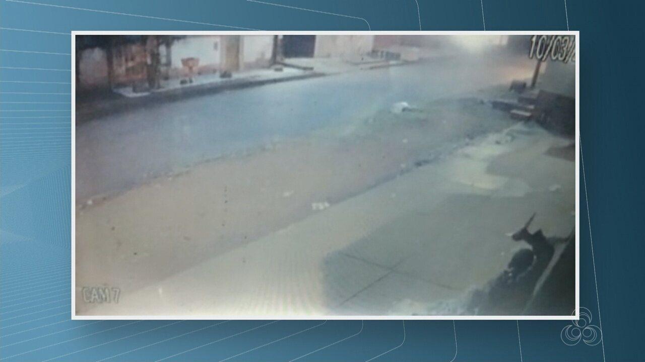 Morador de rua morre após ser esfaqueado em rua de Porto Velho