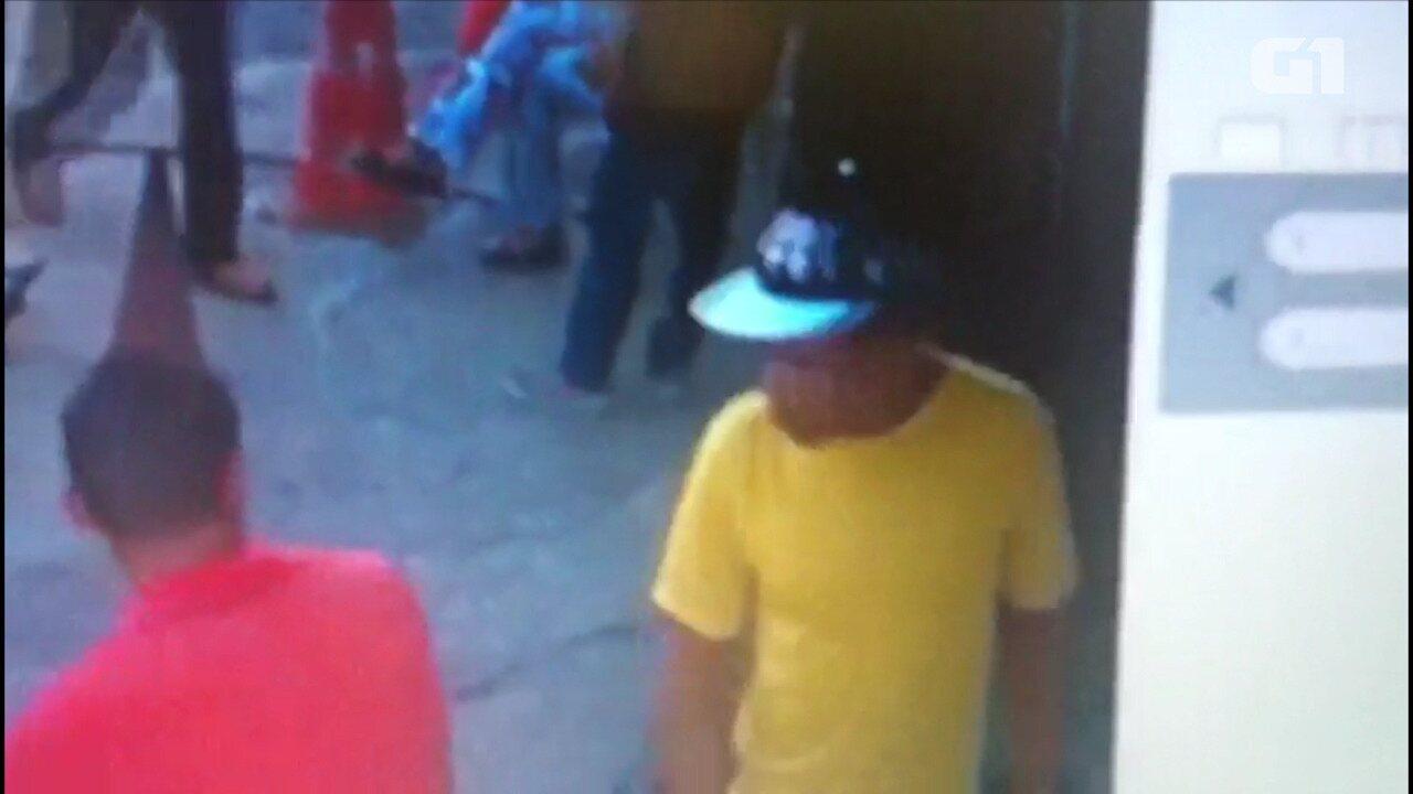 Resultado de imagem para câmera de segurança identifica suspeito de sequestrar criança em João Pessoa