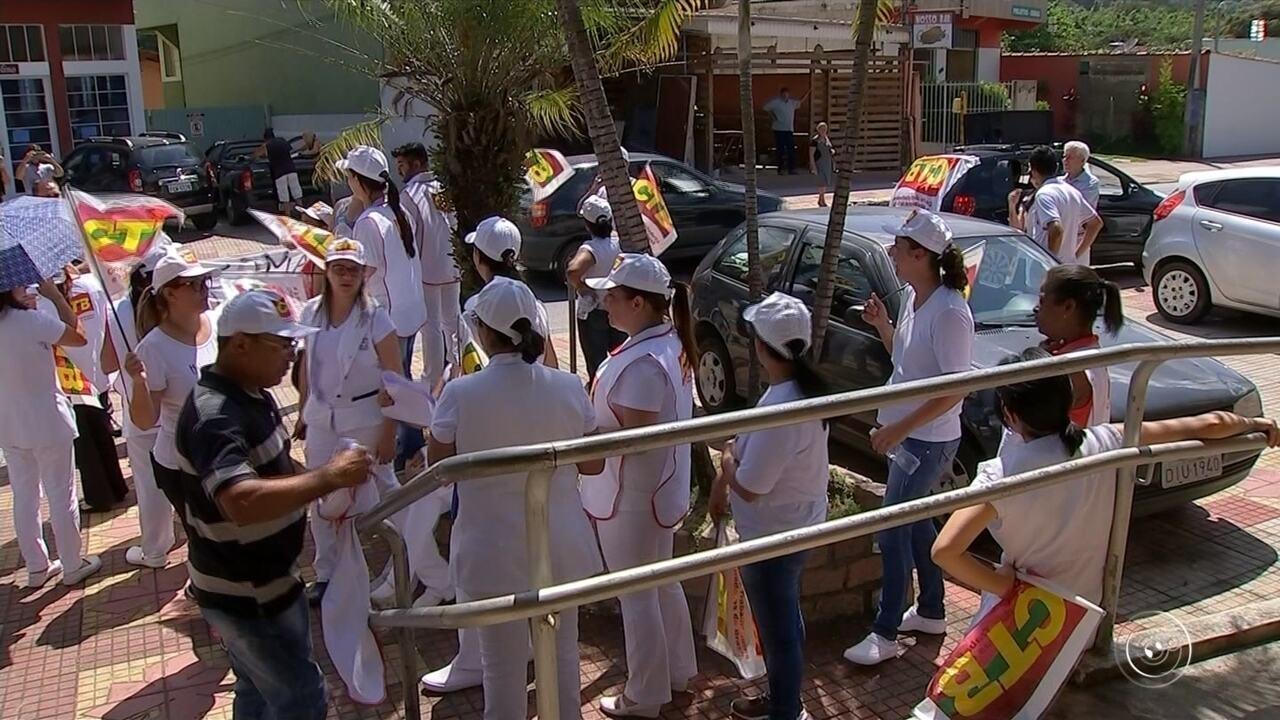Trabalhadores encerram greve na Santa Casa de São Roque