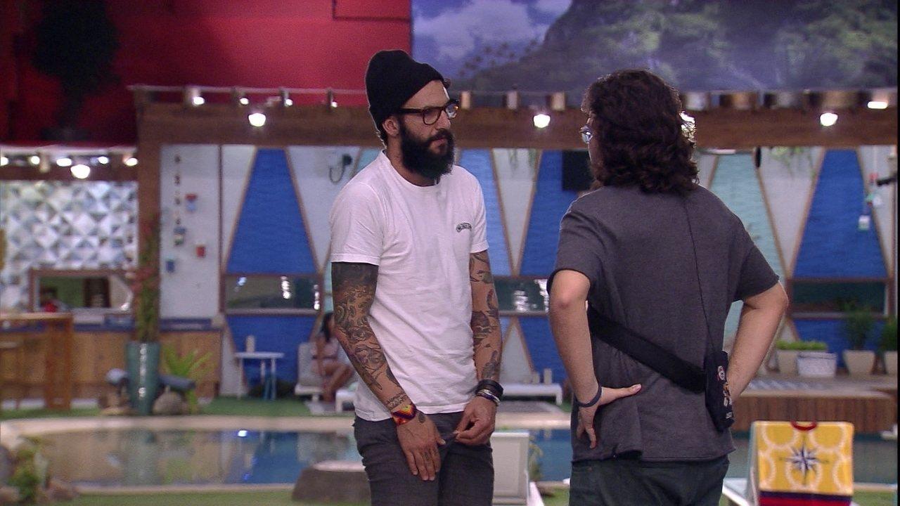 Wagner para Diego: 'Gostaria que vocês três ainda estivessem aqui'