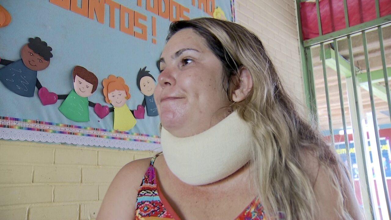 Diretora de escola denuncia agressão que sofreu de pai de aluna