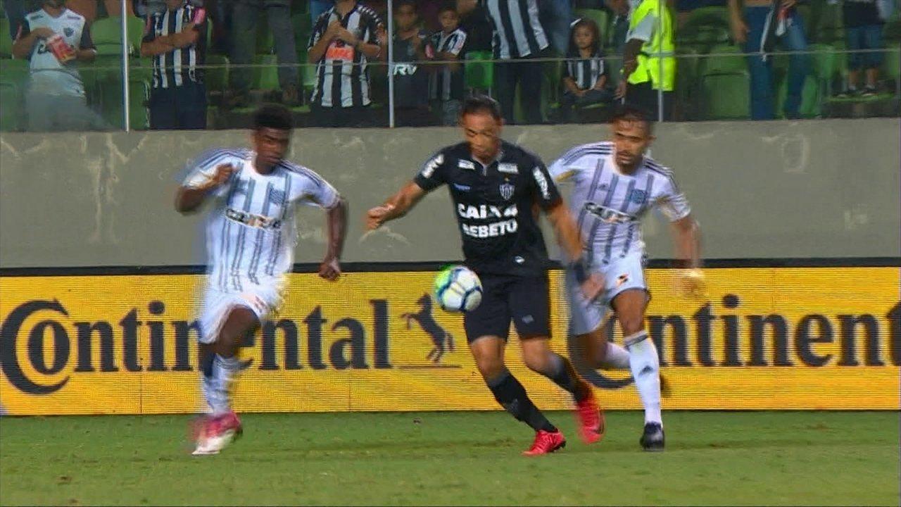 Melhores momentos de Atlético-MG 1 (4) X (2) 2 Figueirense pela Copa do Brasil