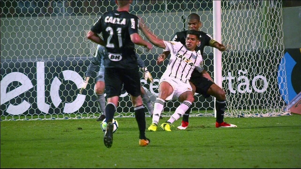 Melhores momentos de Atlético-MG 1 (4) X (2) 2 Figueirense pela 3ª fase da Copa do Brasil
