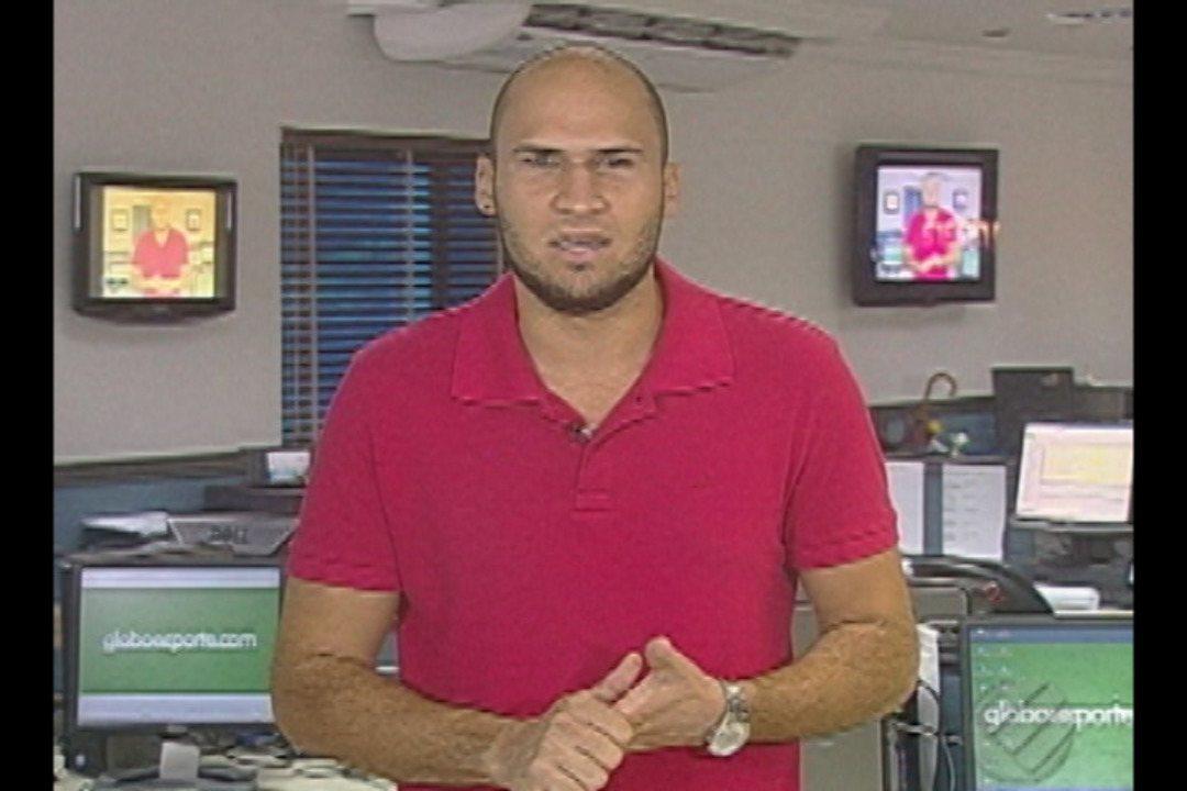 Confira os destaques do globoesporte.com/pa no Bom Dia Pará desta quinta-feira, dia 15