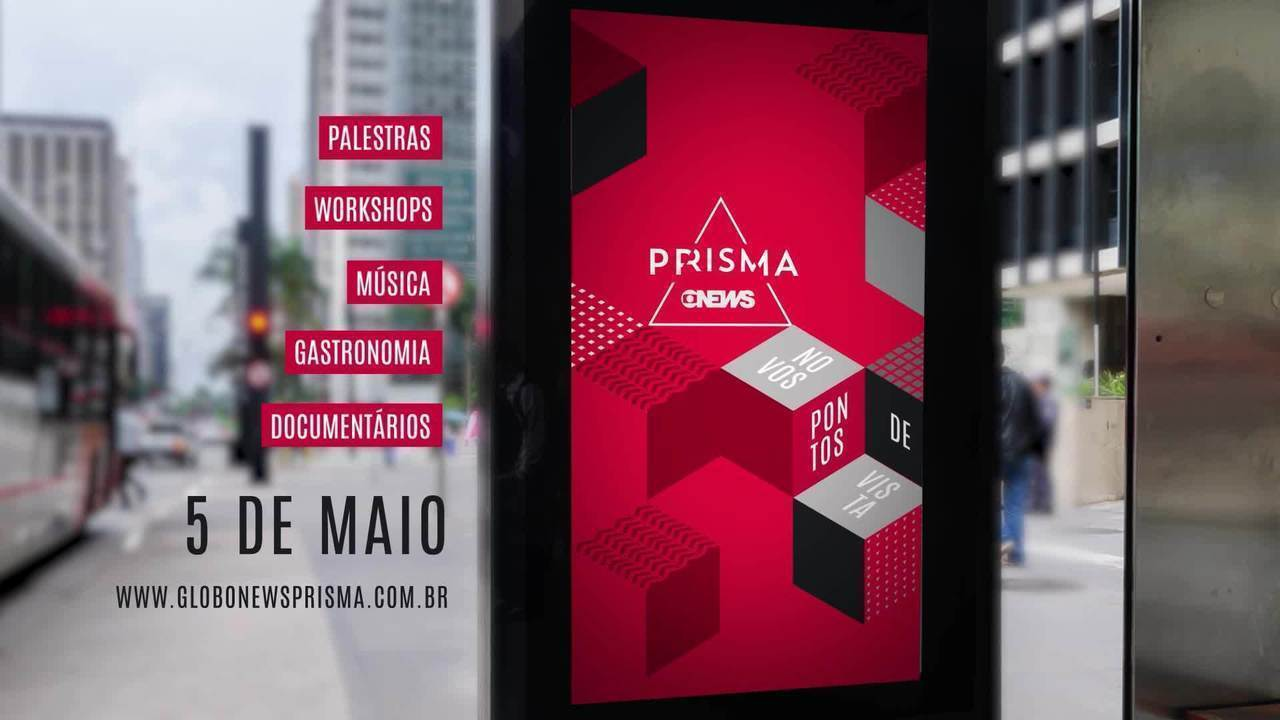Confira os destaques do GloboNews Prisma 2018