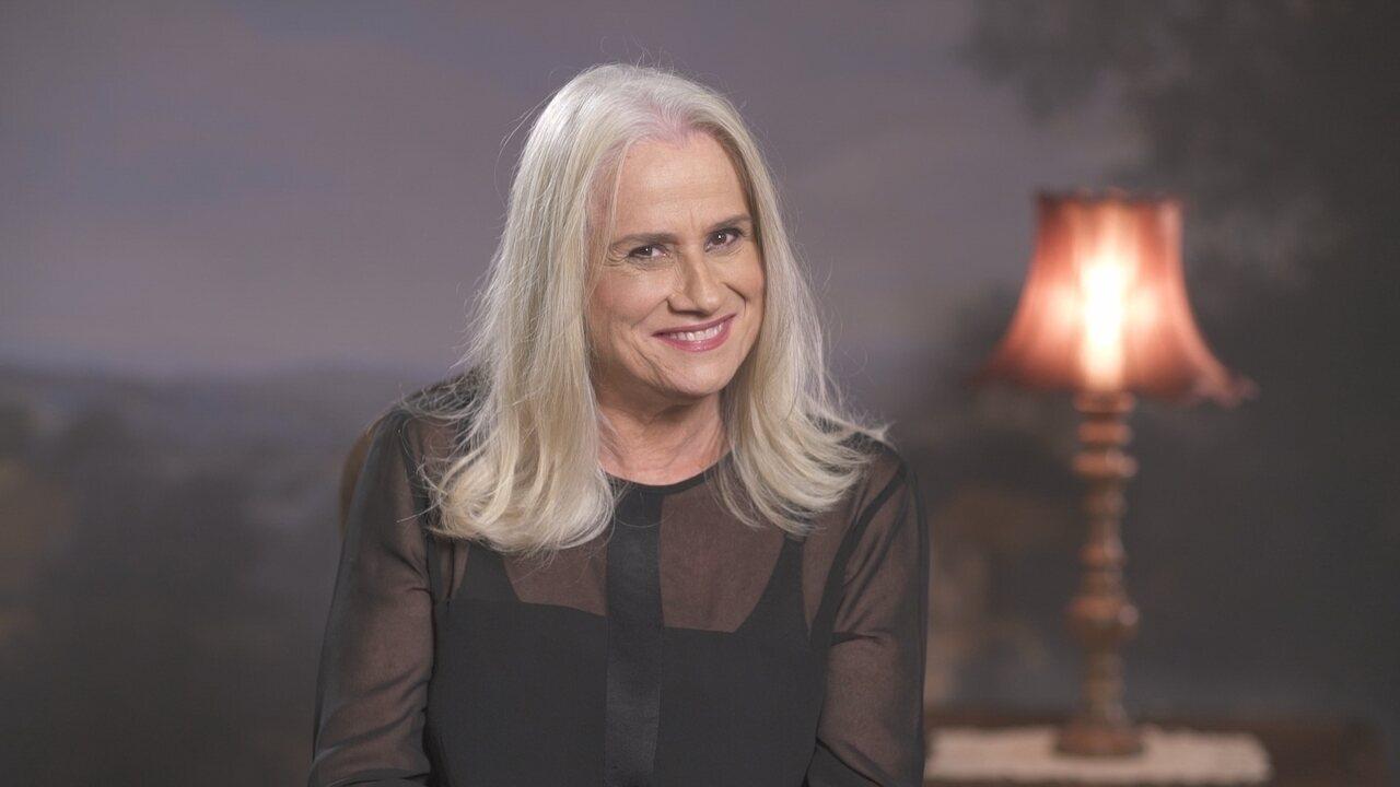 Vera Holtz convida público do interior paulista para assistir 'Orgulho e Paixão'