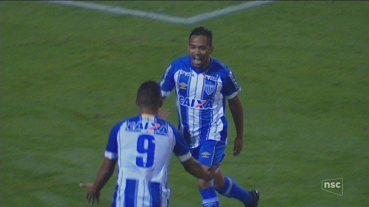 Lourenço brilha, Avaí bate o Fluminense pela segunda vez e se classifica na Copa do Brasil