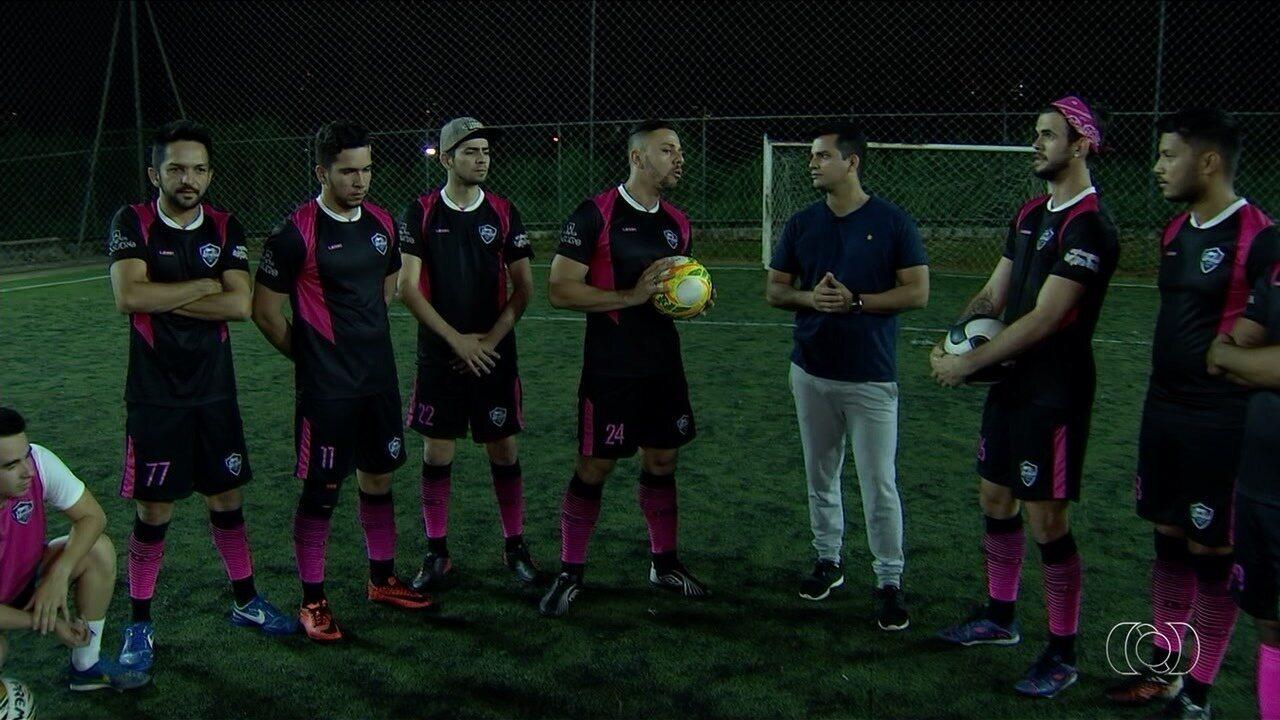 Conheça mais sobre o Barbies FC, primeiro time gay de Goiânia