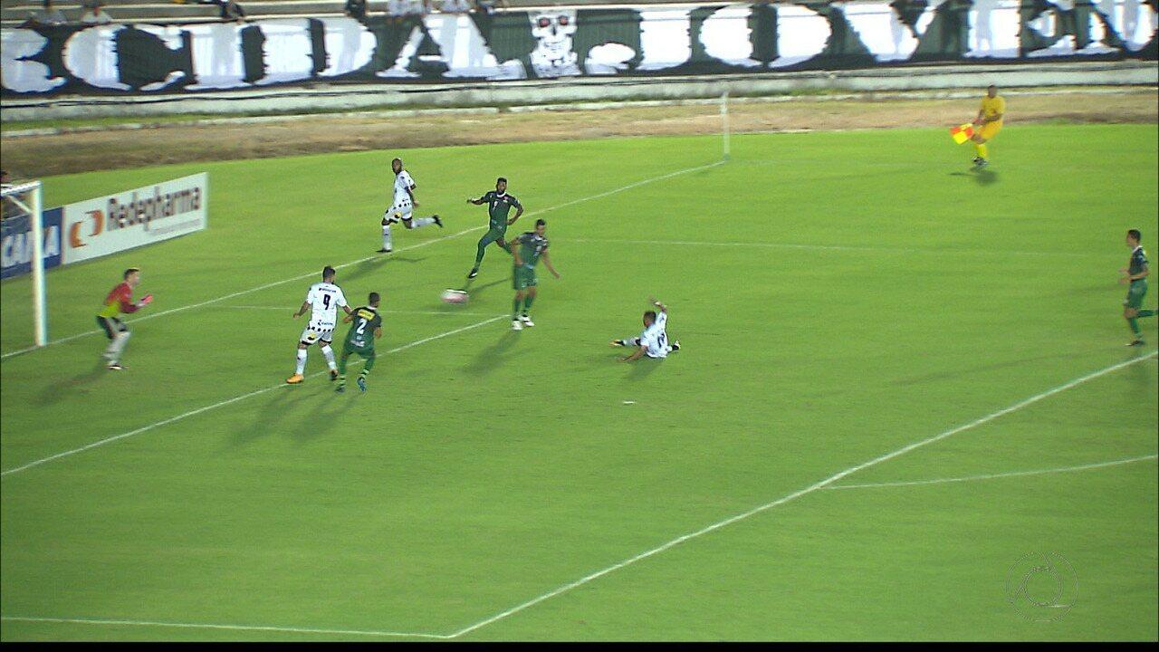 Confira como foi a vitória do Botafogo-PB sobre o Sousa