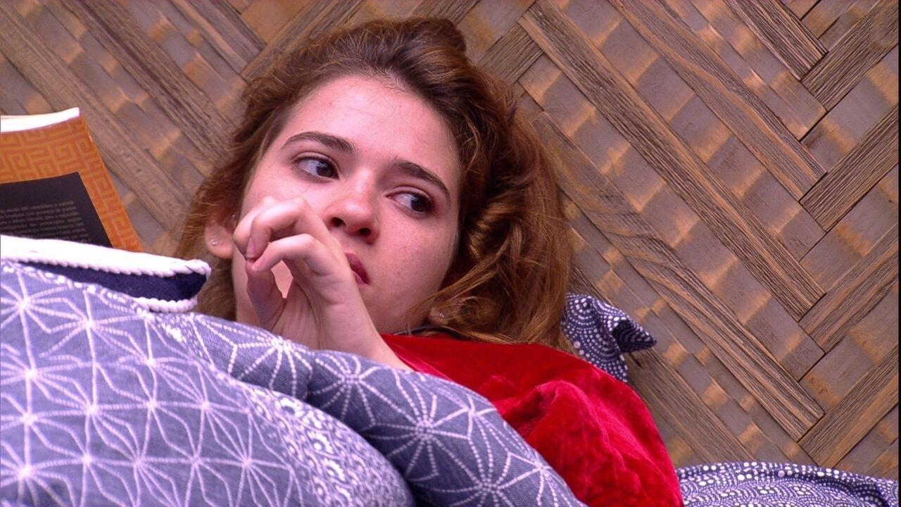 Ana Clara sobre Jéssica: 'Ela fica falando que nunca ganhou nada'