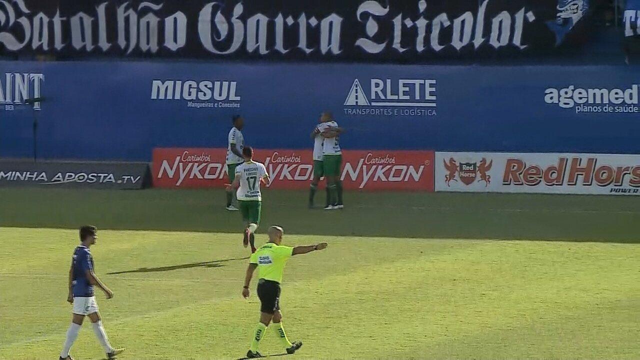 Gols de Tubarão 0 x 2 Chapecoense - Campeonato Catarinense