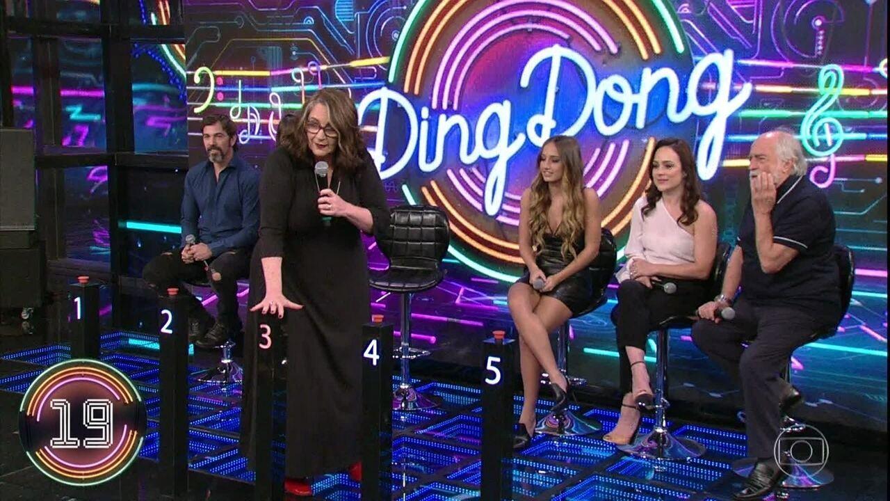 Time formado por Rosane Gofman, Agatha Moreira e Marcelo Faria acerta e Simone e Ivan Lins vão ao palco