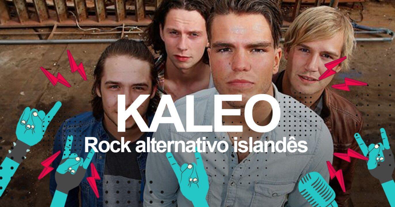 Kaleo: Saiba como será o show no Lollapalooza 2018