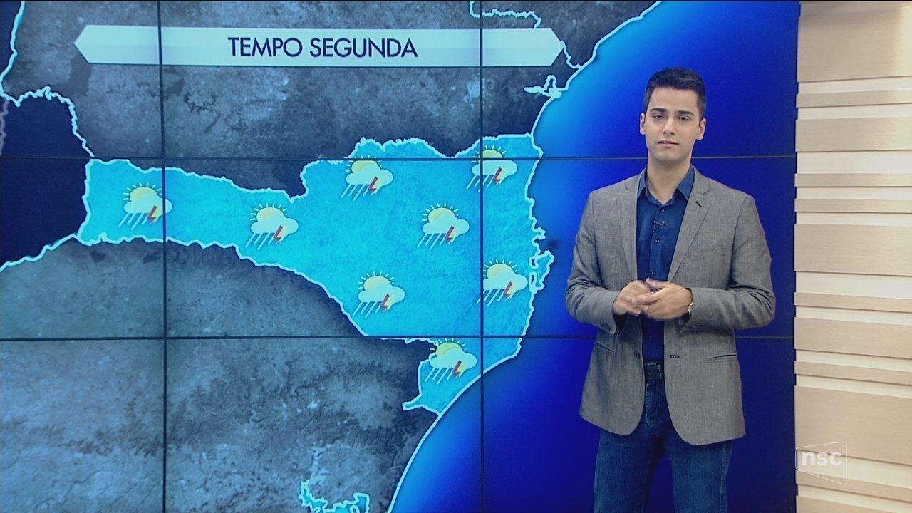 Outono começa com previsão de chuvas e trovoadas em MS