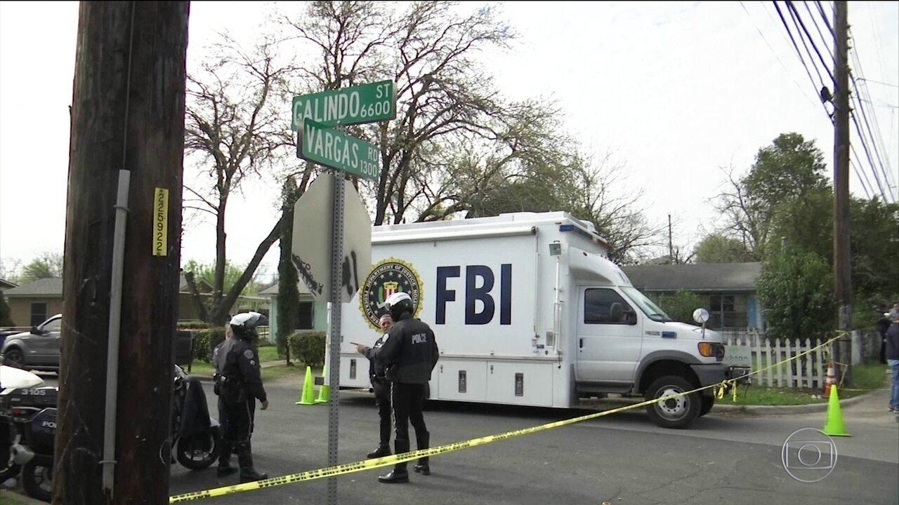 Uma bomba explodiu dentro de um centro de distribuição da Fedex, no Texas