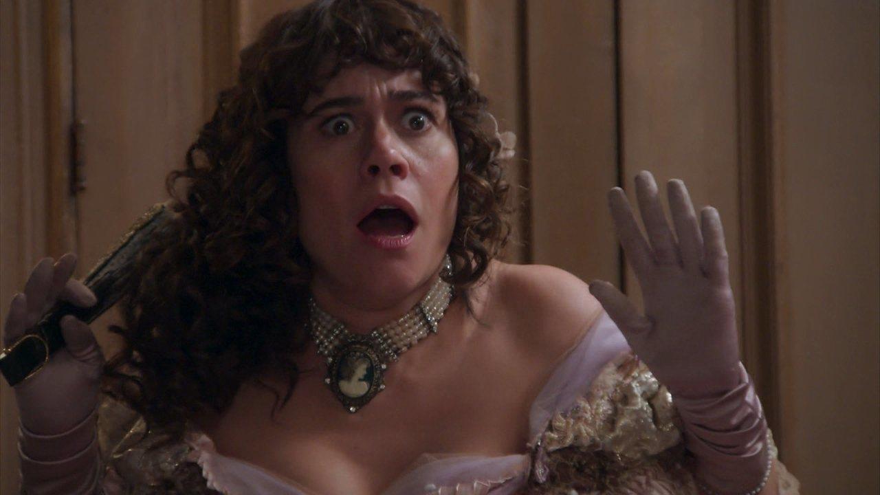 A cara da Susana ao ver Petúlia em trajes íntimos vale tudo o que vivemos até aqui! 😃😃😃😃😃