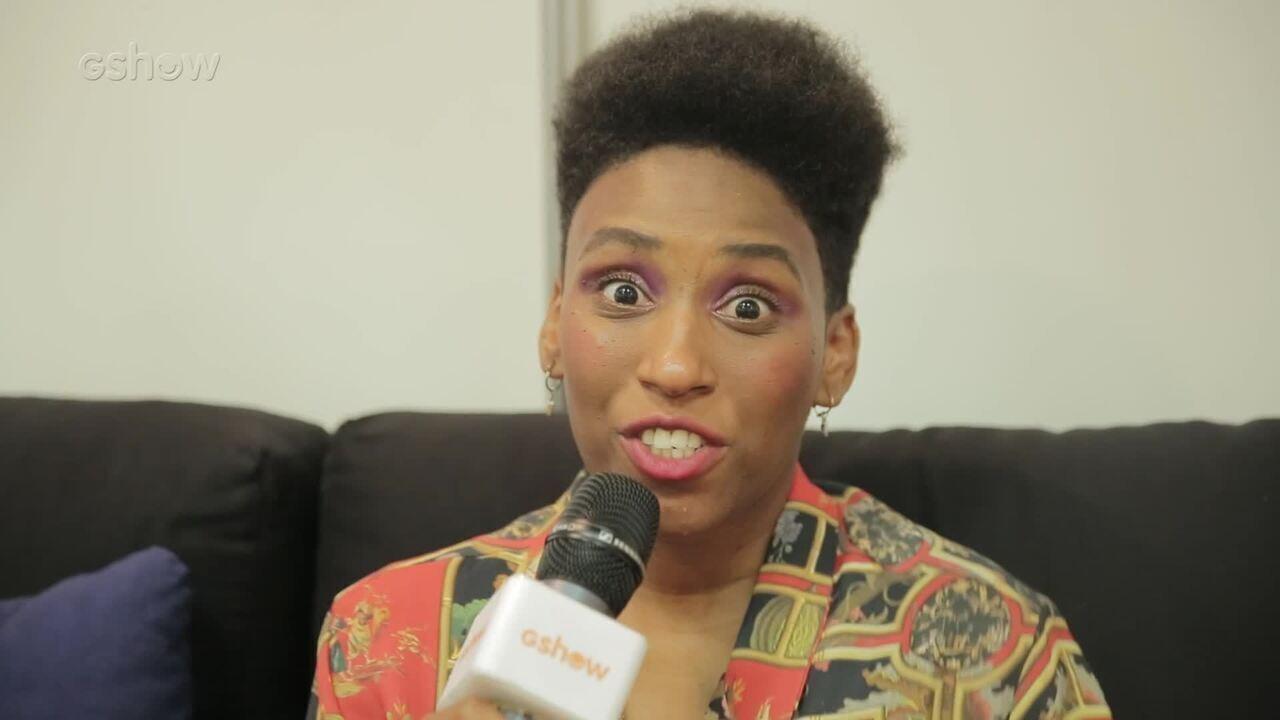 'Eu fiquei desesperada', fala Mahmundi sobre convite para o Lollapalooza