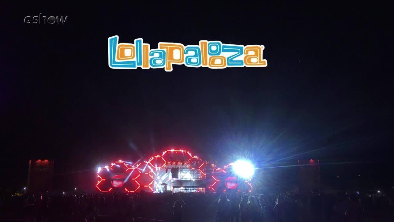 Lollapalooza 2018: veja tudo o que rolou nos três dias de festival