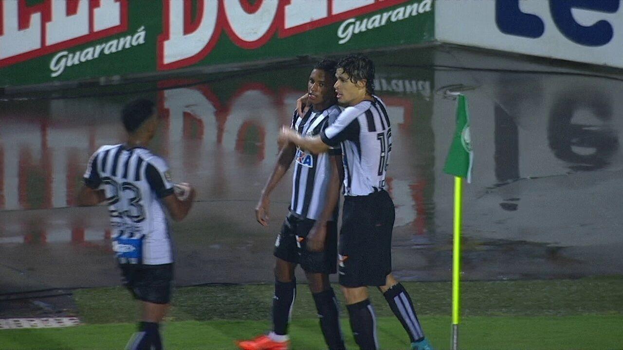 7bb8afed5f Santos pode enfrentar o Palmeiras com quatro atacantes