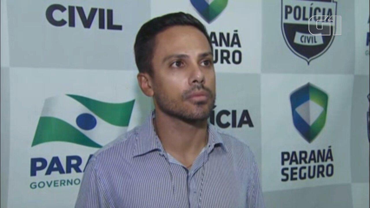 Ataque à caravana de Lula é investigado como disparo de arma de fogo com dano, diz delegado