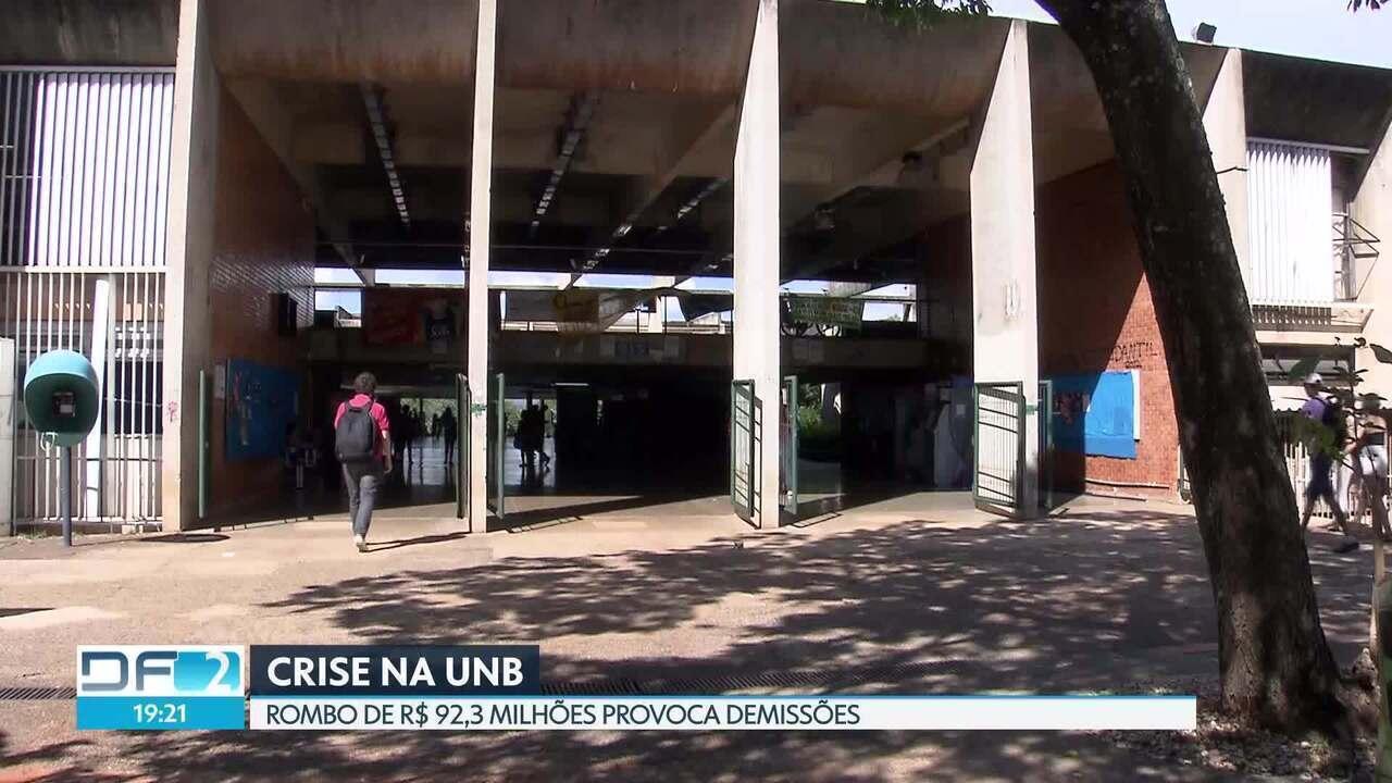 Rombo de R$ 92 milhões no orçamento da UnB compromete o ano letivo