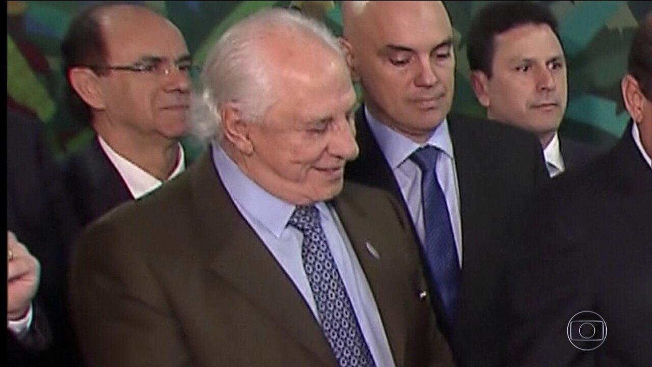 Prisão de José Yunes é referente à investigação do decreto que favoreceu o setor de Portos