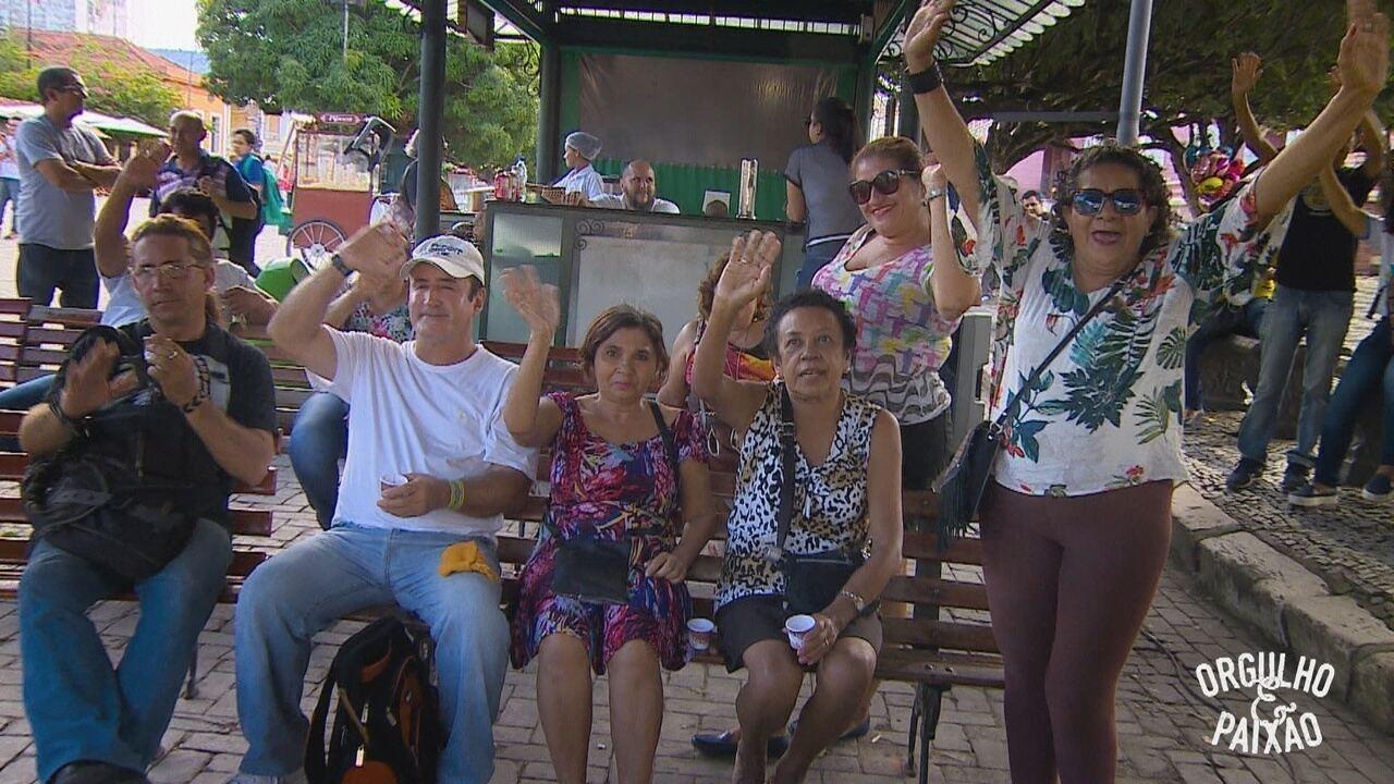 """Rede Amazônica oferece degustação gratuita de café para lançar """"Orgulho e Paixão"""""""