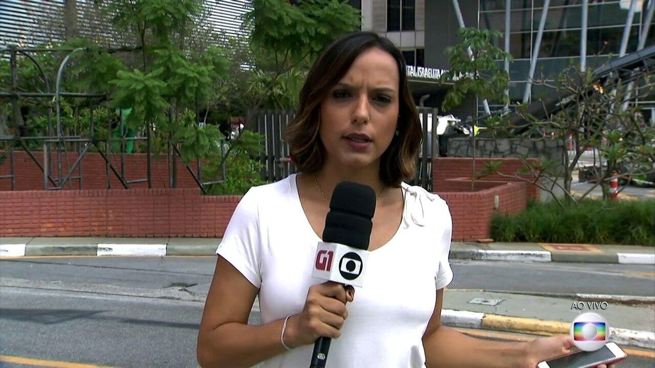 Ex-coronel João Batista Lima é escoltado pela PF até hospital