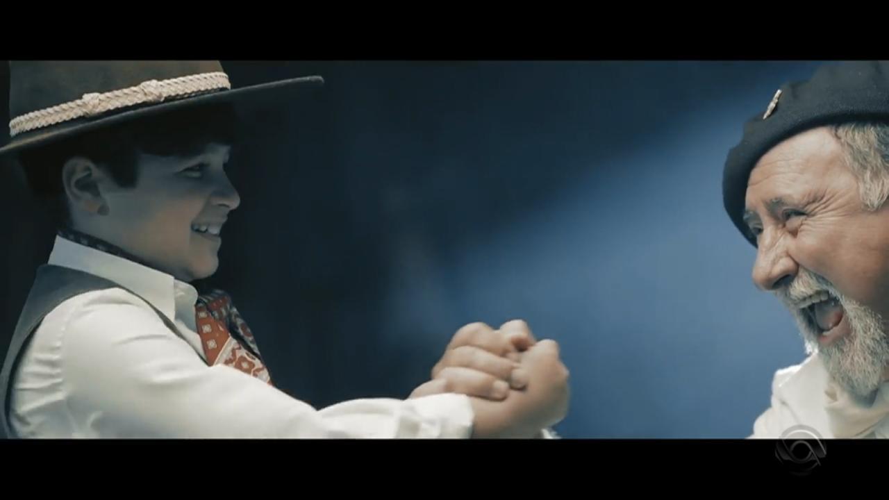 'Galpão Crioulo' exibe clipe com melhores do ano na música gaúcha (bloco 1)