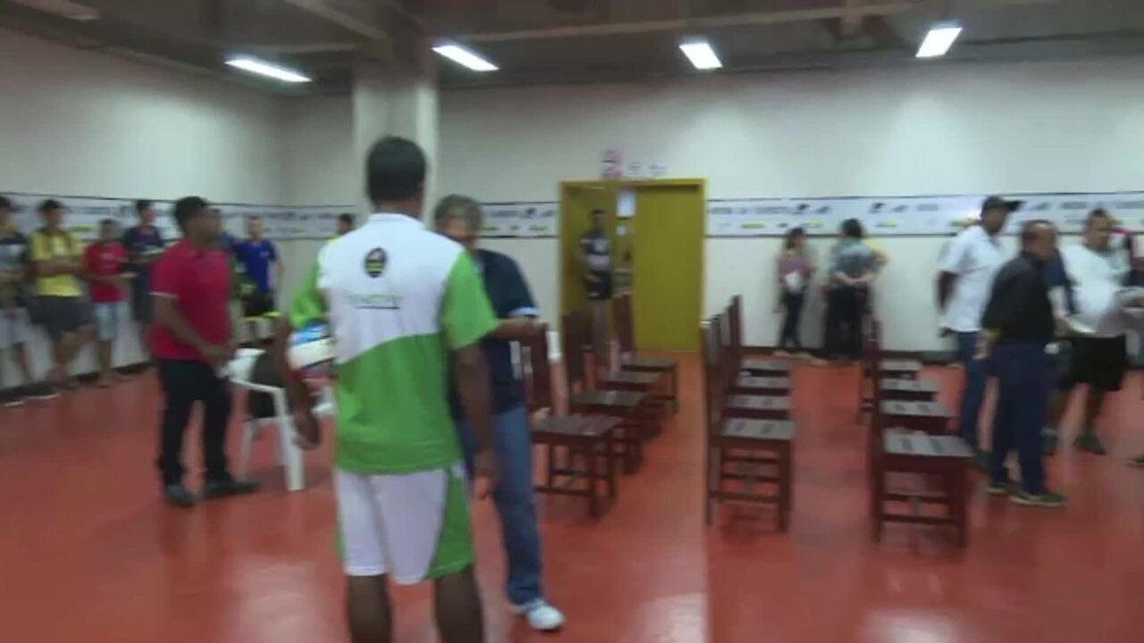 Prefeitura de Rio Branco e clubes fecham convênio para apoio às categorias de base