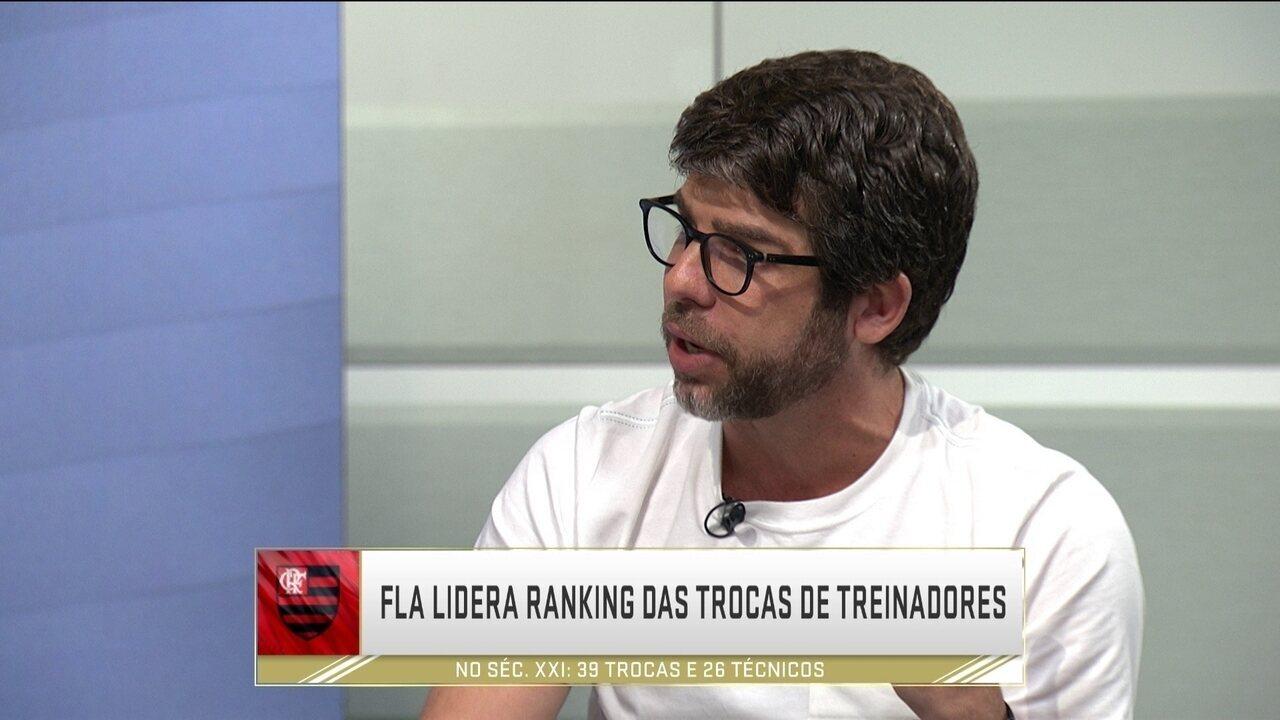Juninho cita preconceito e critica demissão de Carpegiani:
