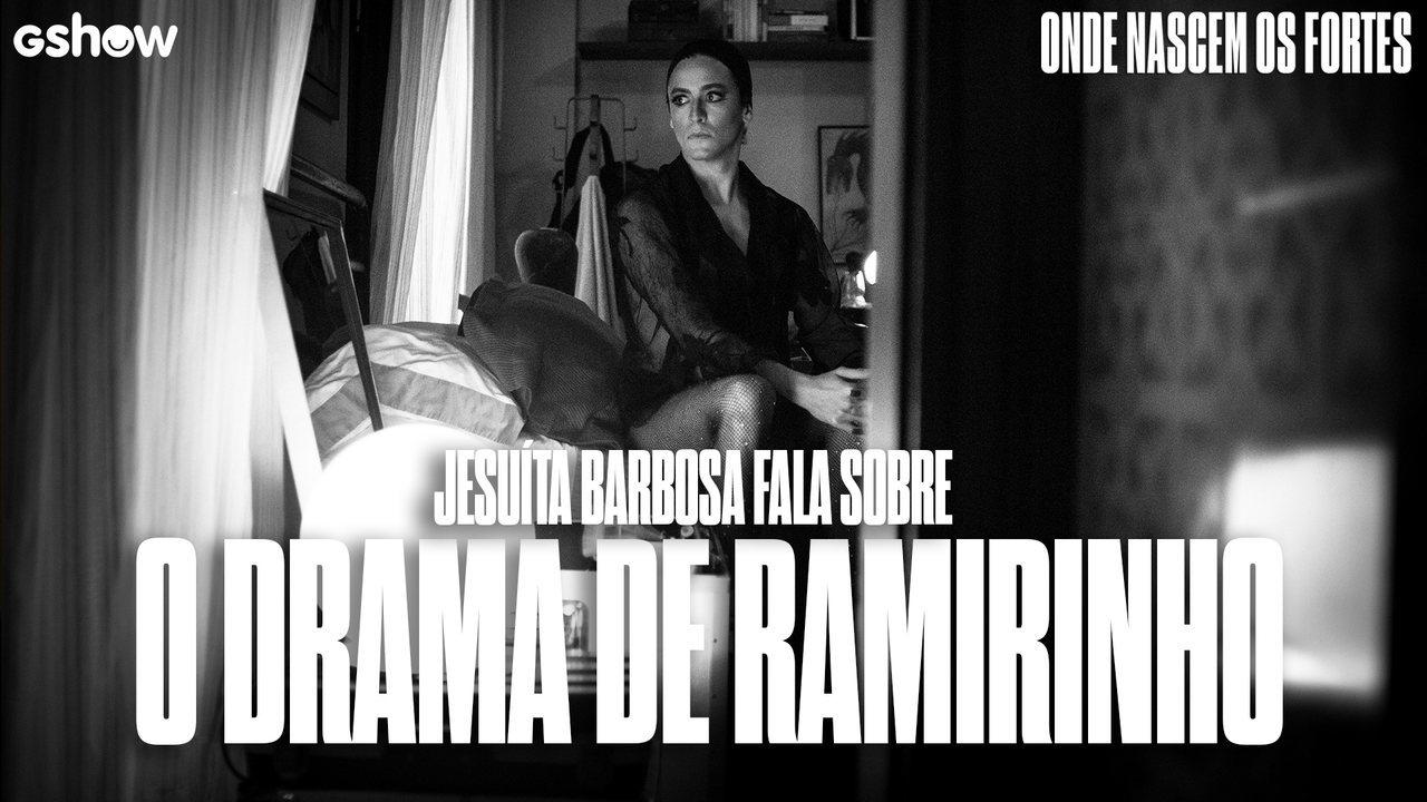 Jesuíta Barbosa fala sobre Ramirinho, seu personagem em 'Onde Nascem Os Fortes'