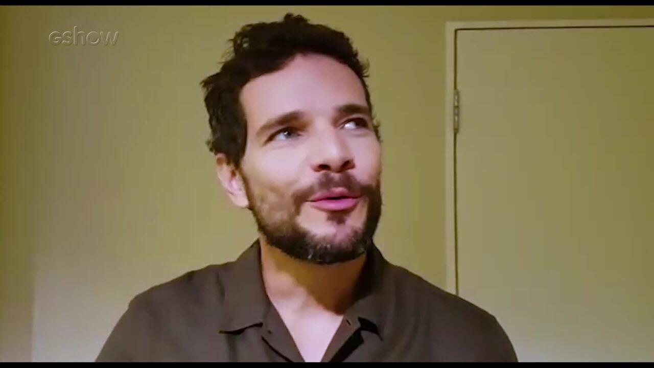 Daniel de Oliveira fala o que faz nas 'altas horas'