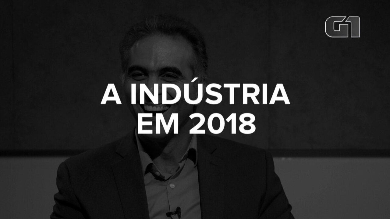 Presidente da Volkswagen fala sobre a indústria em 2018