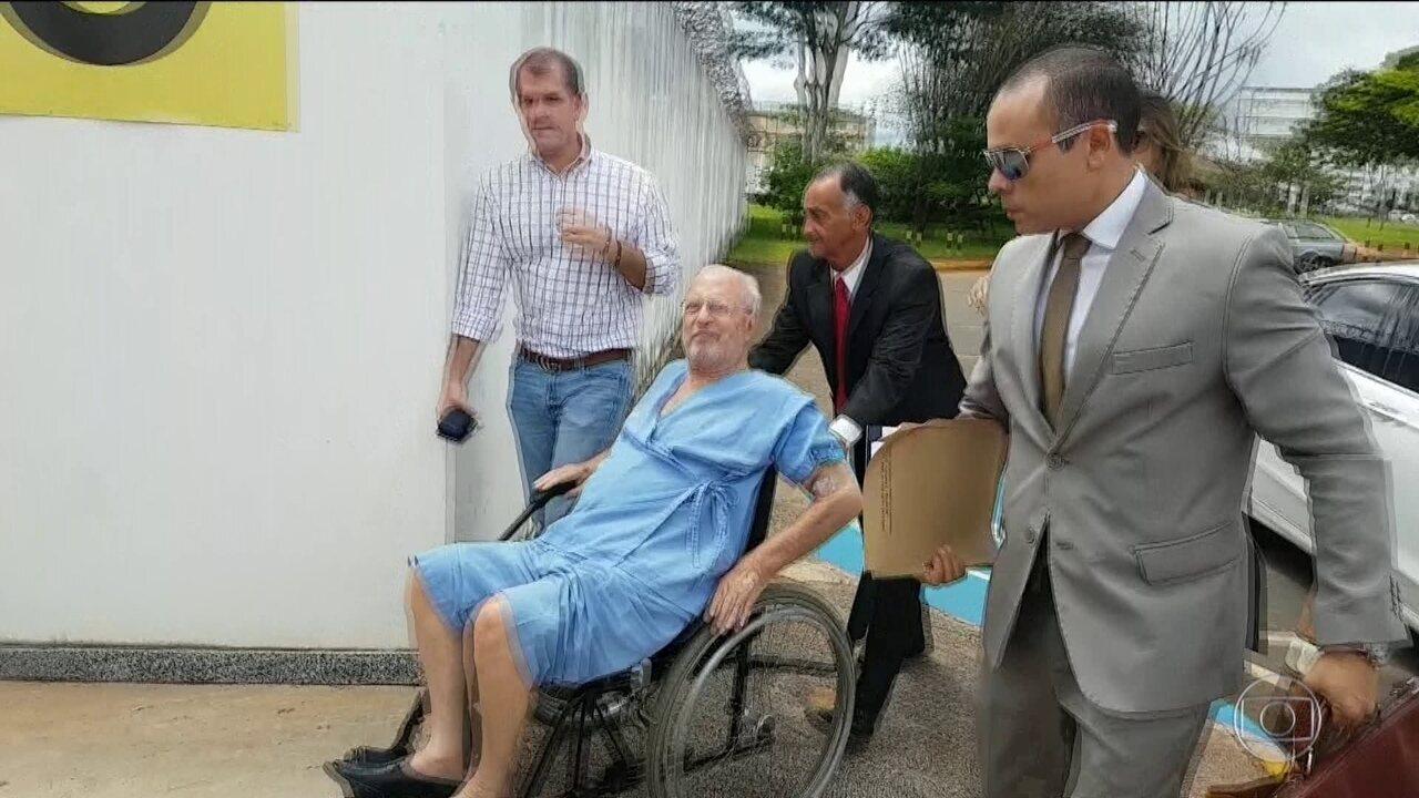 Juíza encontra irregularidades na prisão domiciliar de Paulo Maluf