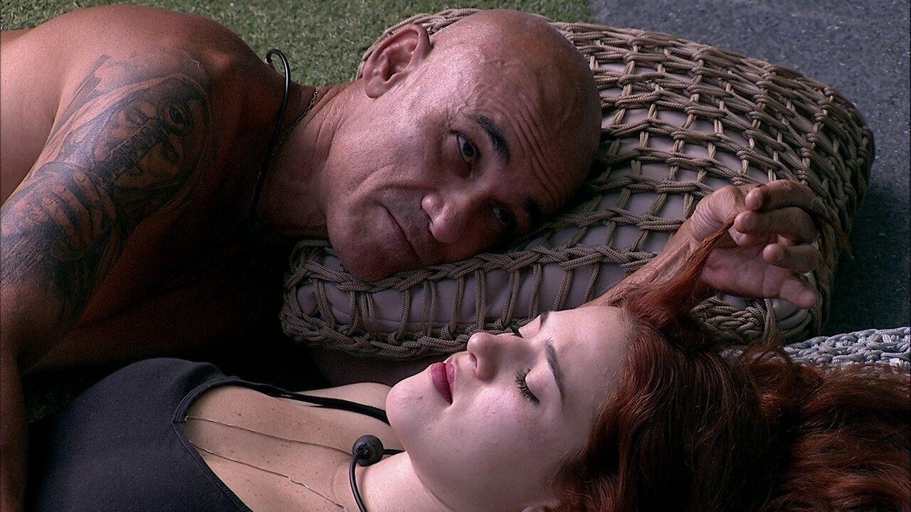 Ayrton desabafa com Ana Clara: 'Eu acho que a gente falou muita besteira'