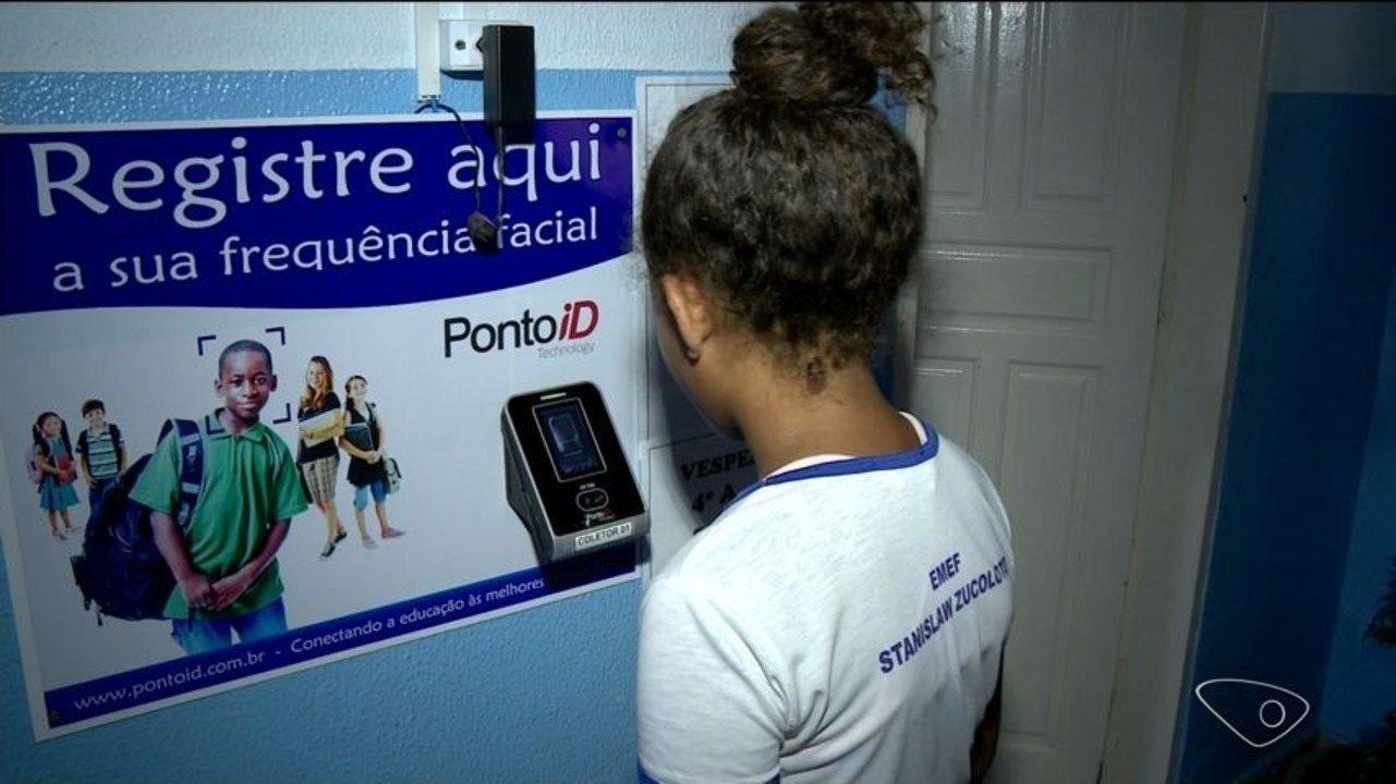 Escolas de Nova Venécia, ES, testam sistema de reconhecimento facial de alunos