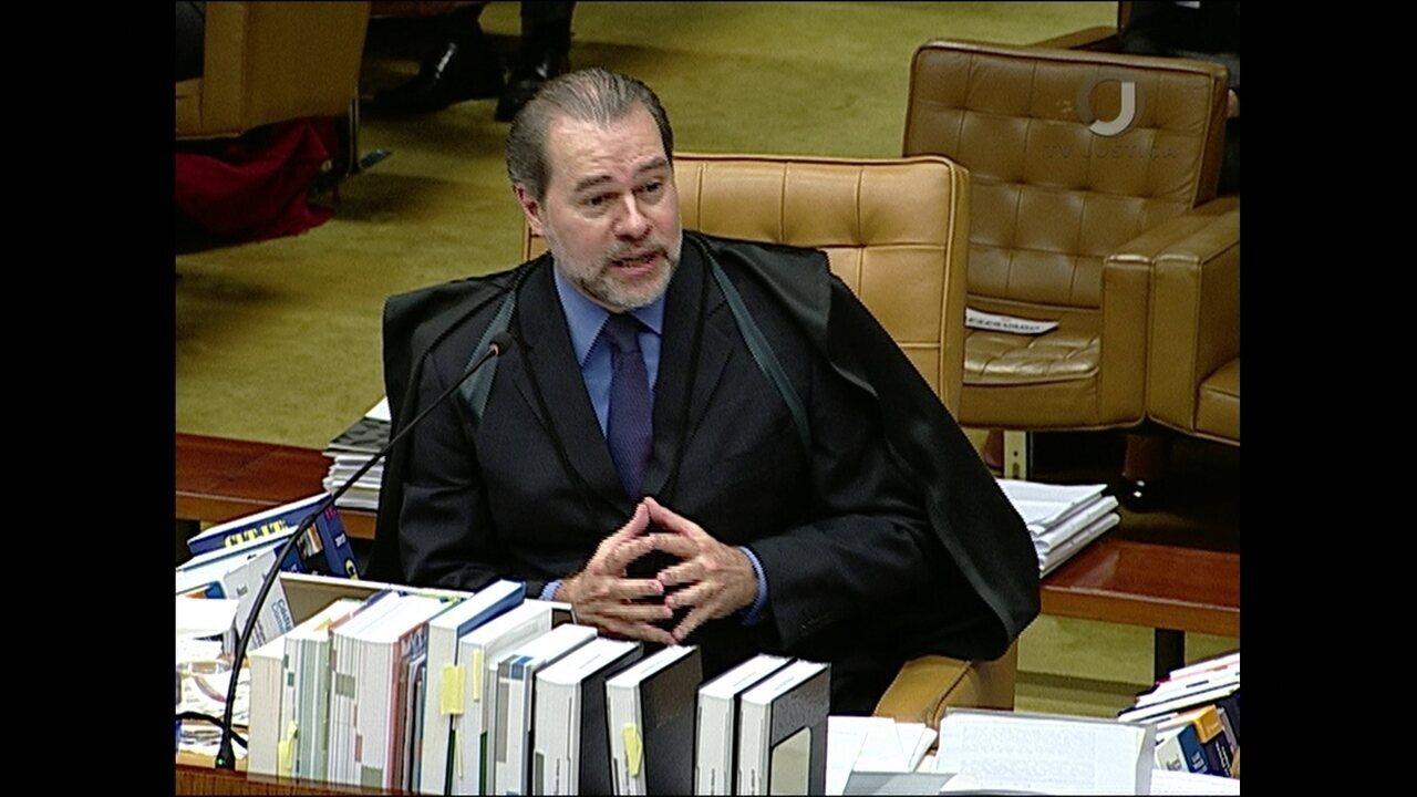 Na íntegra: Dias Toffoli vota para conceder habeas corpus a Lula