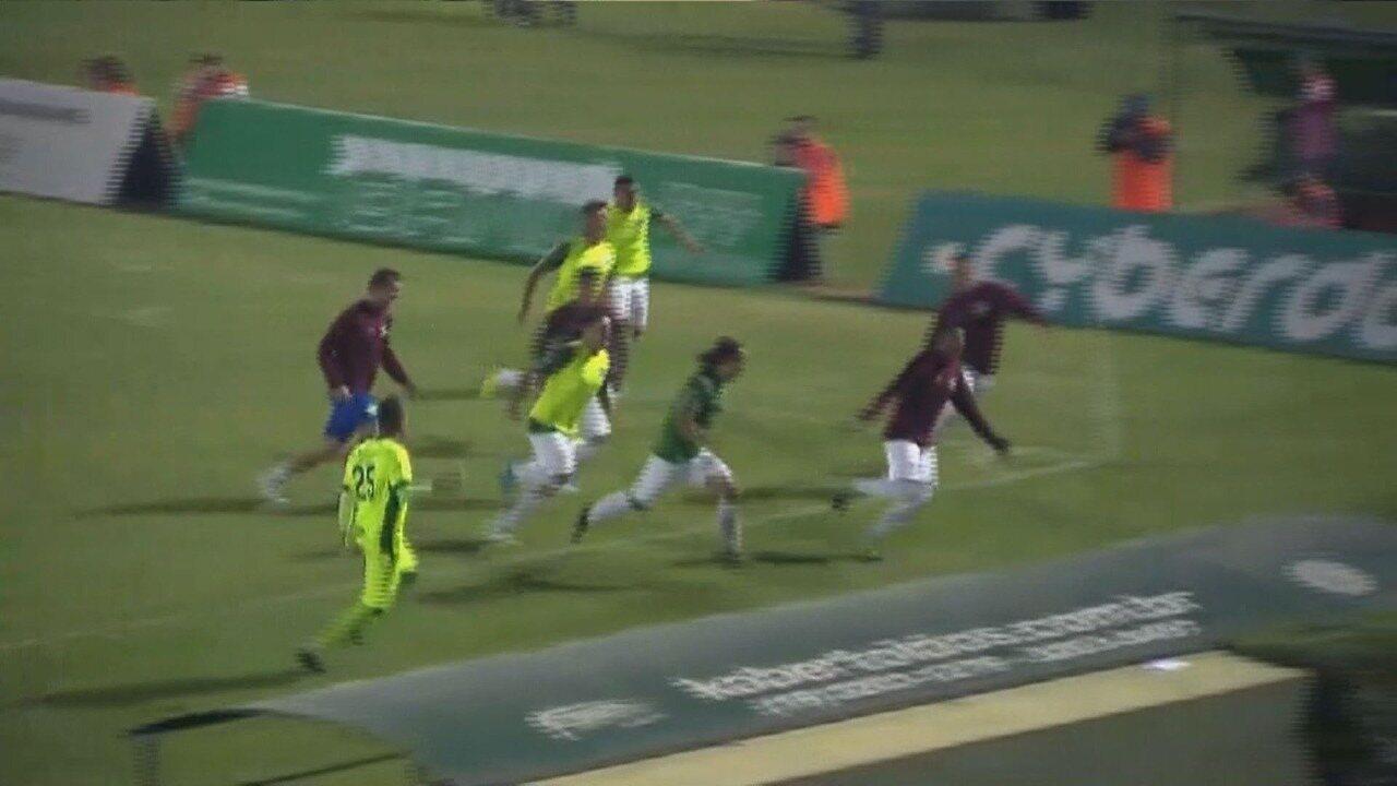 Melhores Momentos de Guarani 1 a 0 XV de Piracicaba
