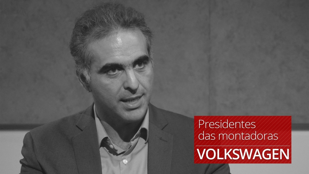 G1 entrevista presidente da Vokswagen, Pablo Di Si
