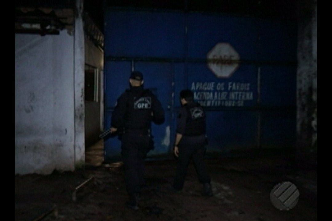 Detentas de Centro de Reuperação Feminino de Ananindeua fazem motim