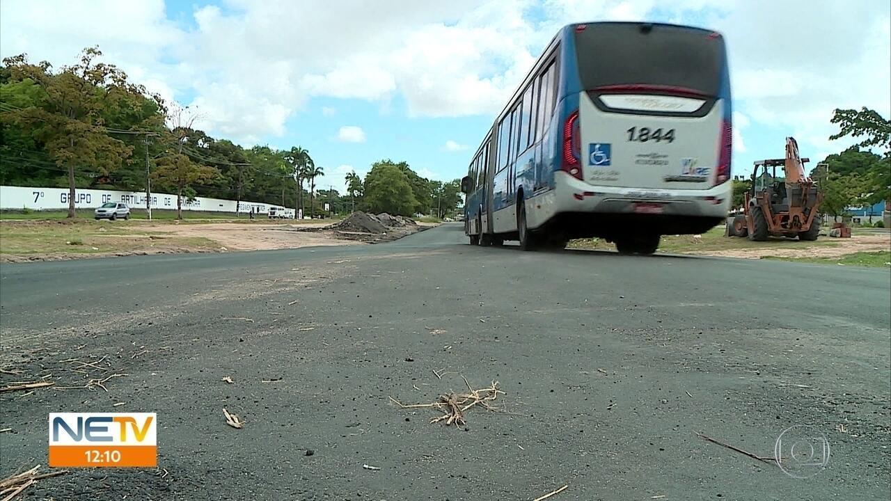BRT volta a parar em estações que estavam interditadas em Olinda
